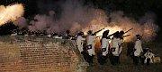 Josefínské slavnosti proměnily Terezín v jedno lidské mraveniště.