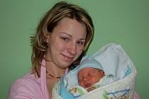 Monice Chytré a Jakubovi Kadeřábkovi z Úštěku se 20. ledna ve 3.55 hodin narodil v litoměřické porodnici syn Vincent Kadeřábek. Měřil 48 cm a vážil 2,9 kg.