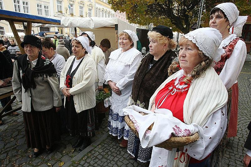 Den českých řemesel v Úštěku 2011
