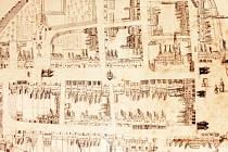 Jedna ze starých map