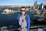 Petr Starý v Austrálii.