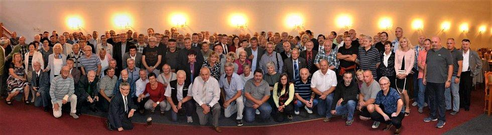Oslava 50 let Spojovacího střediska
