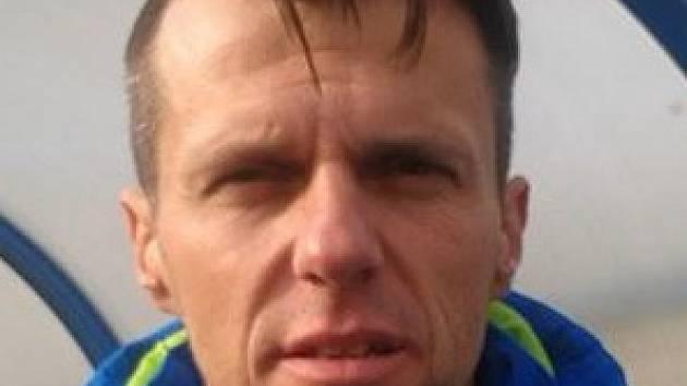 Šeftrenér mládeže FK Pavel Zuna.