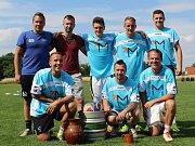 Fotbalový Faust Cup 2017.