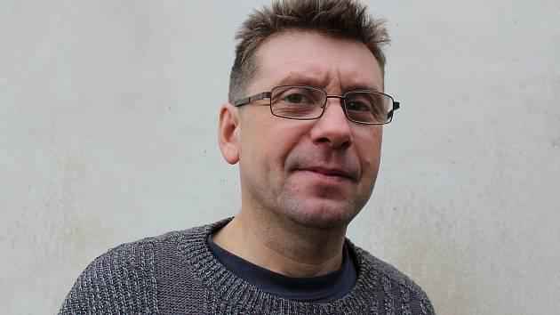 Pavel Hlušička.