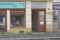Podřipské muzeum v Roudnici nad Labem.