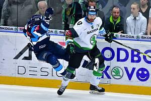 Tipsport extraliga, 4. zápas čtvrtfinále: BK Mladá Boleslav - Bílí Tygři Liberec.