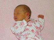 Isabella Suchá se narodila  Romaně a Martinu Suchým z Terezína  6.11. v 22.36 hodin v Litoměřicích (2,91 kg a 48 cm).