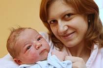 První miminko na Litoměřicku.