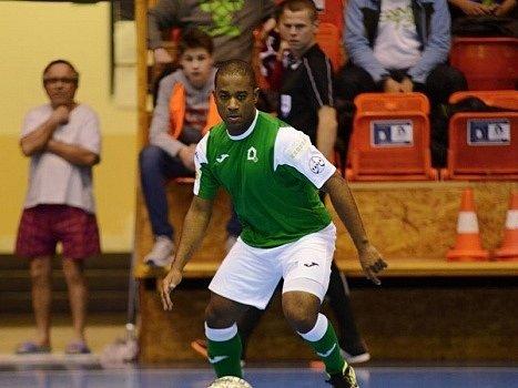 Futsalisté Gardenline v akci. Ilustrační foto.