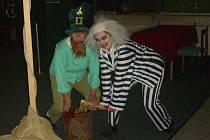 Halloweenská párty v Domě kultury v Litoměřicích