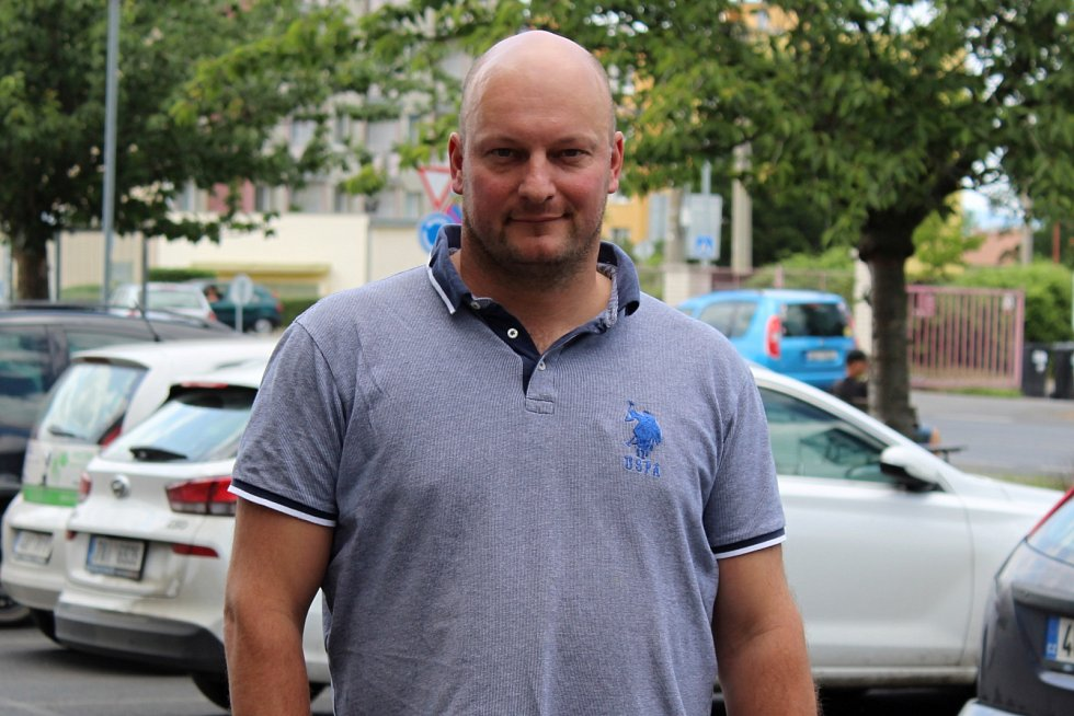Ředitel roudnické nemocnice David Soukup