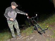 Členové rybářské stráže kontrolovali z pátku na sobotu v okolí Litoměřic na řece Labi rybáře. Převážně se zaměřili na to, aby rybáři dodržovali po půlnoci přestávku a a nechytali ryby.