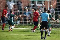 Sport fotbal I.B třída Pokratice - Junior Děčín 5:3