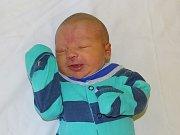 Tadeáš Mojžíš se narodil Nikole Kadlecové a Miroslavu Mojžíšovi  z Litoměřic 25. prosince v 6.13 hodin  v Litoměřicích. Měřil 53 cm a vážil 3,48 kg.
