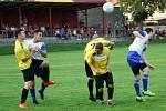Fotbal, I. A třída, 4. kolo. Ervěnice/Jirkov - Roudnice.