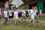 Slavnostní zahájení 10. ročníku Sportovních her v Opárně.