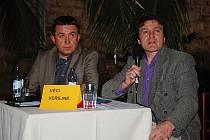 Diskusní setkání v DK Litoměřice - VV.
