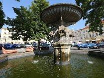 Mírové náměstí v Litoměřicích. Ilustrační foto