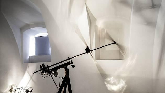 Díla autora letenského metronomu jsou k vidění v roudnické galerii