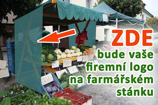 Farmářské trhy vRoudnici