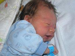 Pavle a Radkovi Pluhařovým z Litoměřic se 29.5. v 16.39 hodin narodil v Litoměřicích syn Radek Pluhař (48 cm, 3,16 kg). Foto: