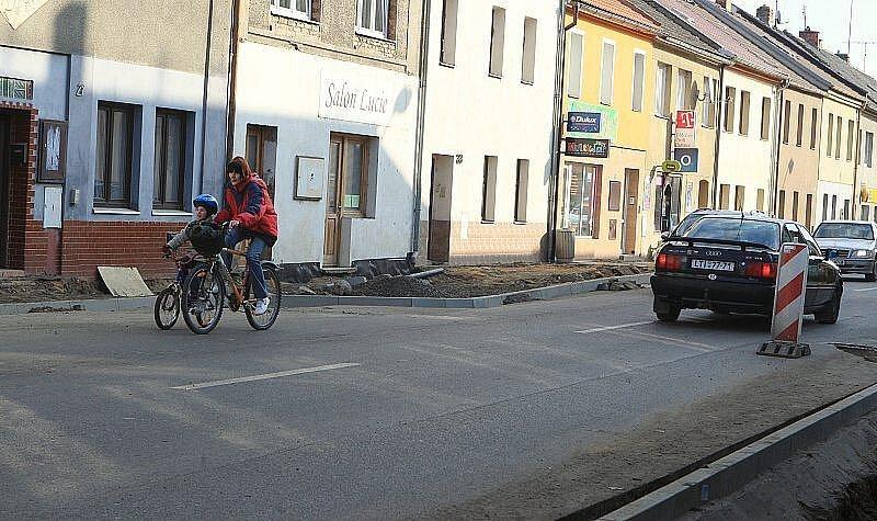 Situace v Lovosicích.