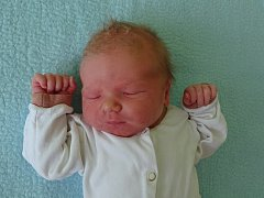 Filip Rebej se narodil  Andree a Mariánu Rebejovým ze Lbína  27.9. v 9.09 hodin v Litoměřicích (3,51 kg a 50 cm).