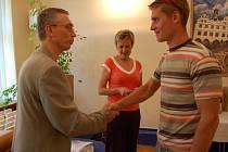 Předávání Jánského plaket v Litoměřicích - středa 17. června 2009.