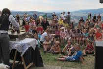 Festival Na schodech.