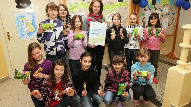 DĚTI se díky Fairtradu zajímají o globální problémy a snaží se svým působením pomáhat zemím třetího světa.