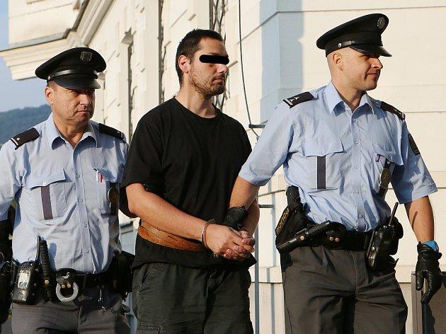 Zdeněk H. v rukou policie