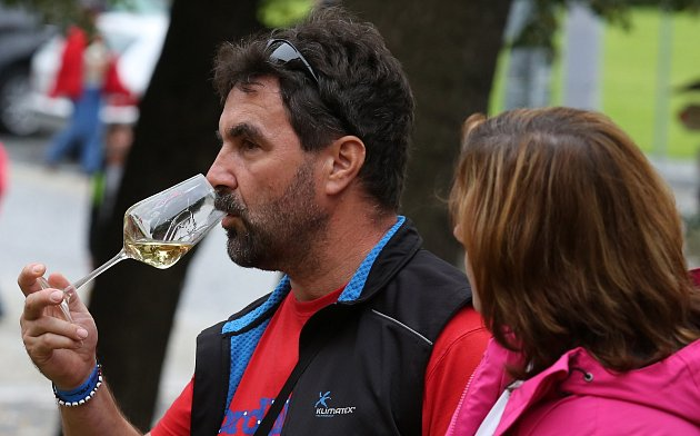 V Roudnici se konalo tradiční vinobraní