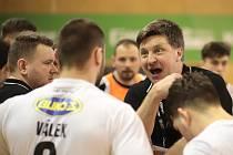 Trenér Zubří Andrej Titkov. Foto: Ivo Dudek
