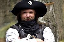 Martin Krch jako loupežník Štětka