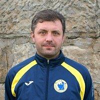 Trenér Michal Slabý Litoměřicko