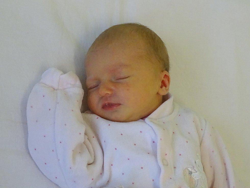 Barbora Trsková se narodila Barboře Oršulové a Karlu Trskovi z Radostic 13.1.2019 v 18.05 hodin v Litoměřicích (2,9 kg a 50 cm).