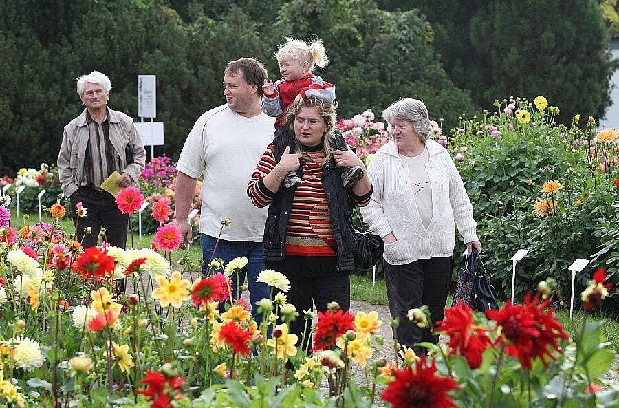 Zahrada Čech - pátek 17. září 2010.
