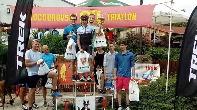 Boost-Team ovládl štafetu Kocourkovského triatlonu.