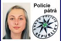 Policie pátrá po pohřešované Alexandře Pidrmannové z Libochovic