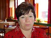 Bývalá místostarostka Úštěku Marie Trnková.