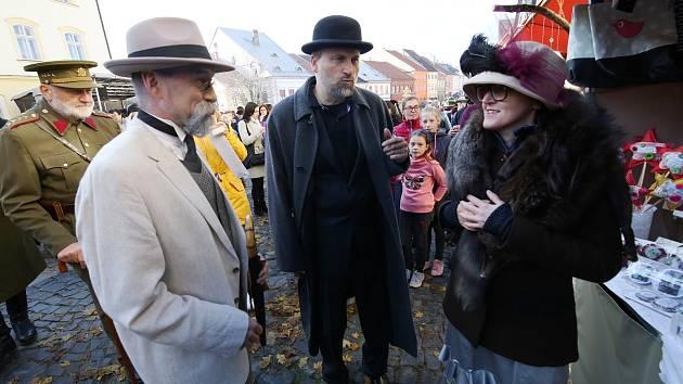 Den českých řemesel v Úštěku v roce 2019