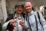 Po několika měsících se opět otevřely vinařské sklepy a návštěvníci mohli ochutnat vína místních vinařů.