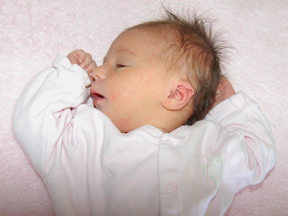 Janě a Františku Pospíšilovým z Polep se 18. dubna v 13:54 hodin narodila v Litoměřicích dcera Tereza Pospíšilová. Měřila 52 cm a vážila 3,88 kg.