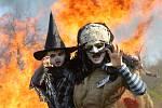 Tak jak známe pálení čarodějnic z minulého roku letos nebude.