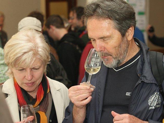 Koštování vína