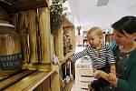 V Litoměřicích byla jako první v Ústeckém kraji otevřena bezobalová prodejna.