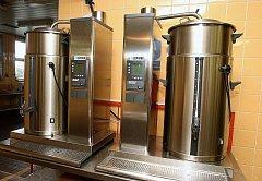 NEMOCNICE v Litoměřicích dokončila první část rekonstrukce varny v kuchyni, kde se vaří denně stovky porcí jídel.