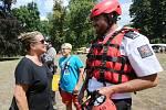 Den záchranářů 2018 v Litoměřicích
