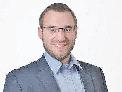 Filip Hrbek, jeden zautorů pěší zóny.
